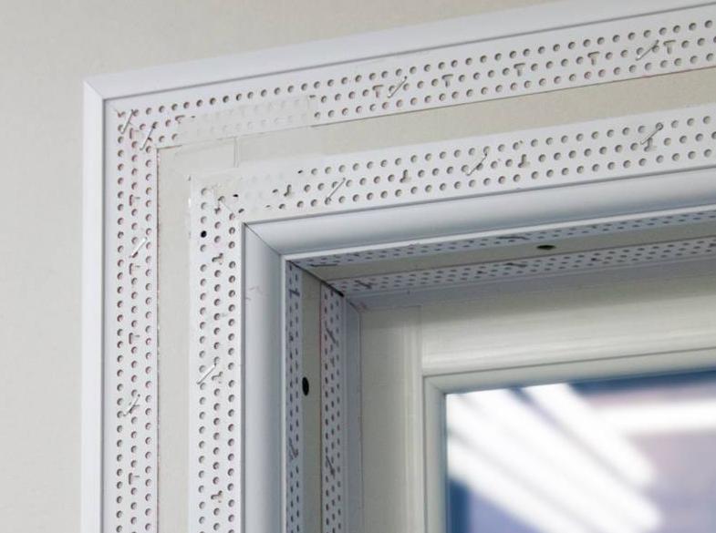 PVC drywall bead